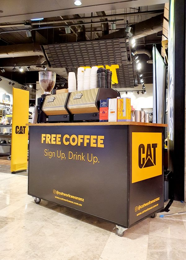 Hire_Coffee Cart_Marble Cart_New Image 01