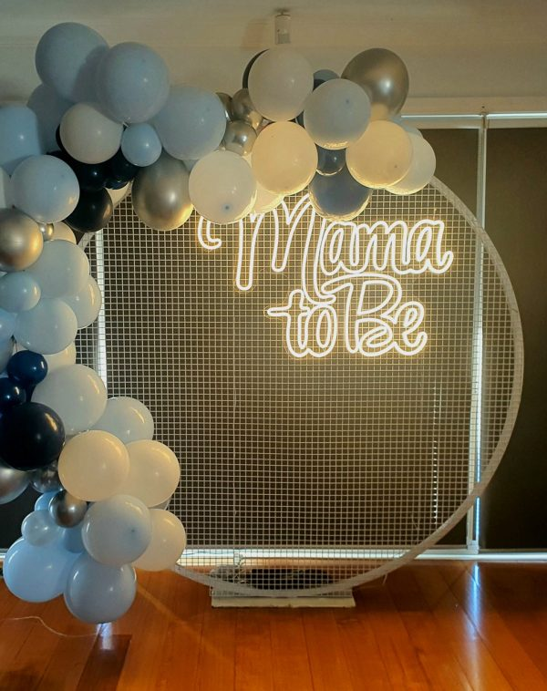 Hire_Neon Letters Numbers_Mama to Be New Image 01