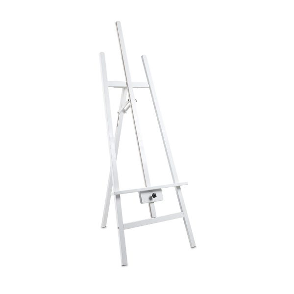 White_Easel_Old