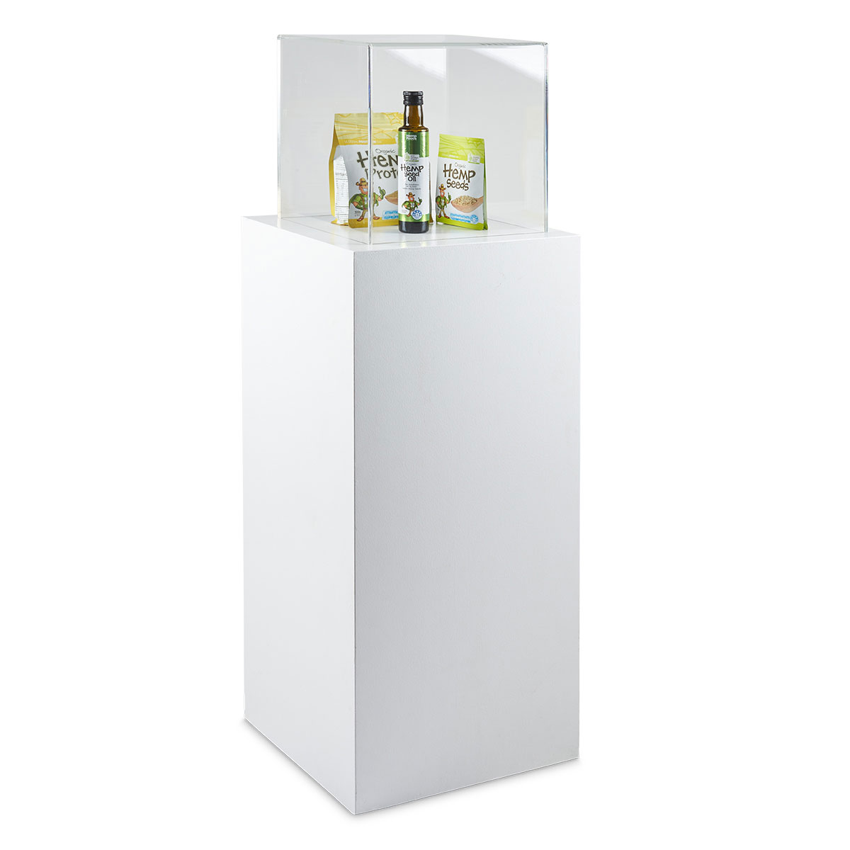 White_Plinth_with_clear_display_box
